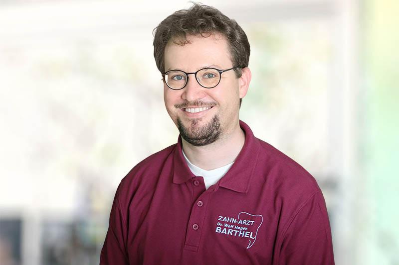 Dr. Wolf Hagen Barthel